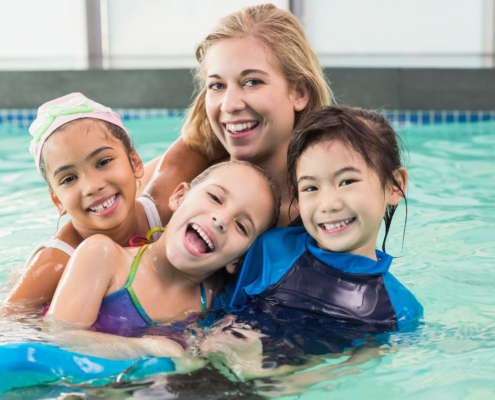 Swim Lessons Classes Parties