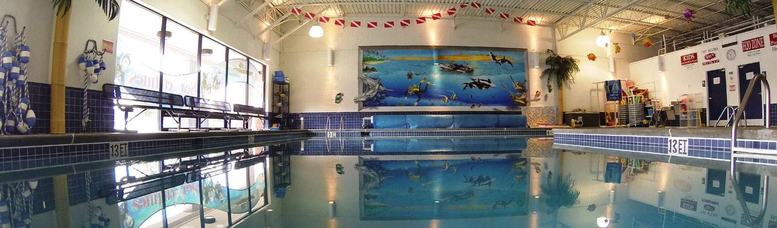 Alpharetta Indoor Heated Pool