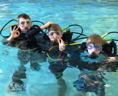 PADI Junior Open Water Atlanta