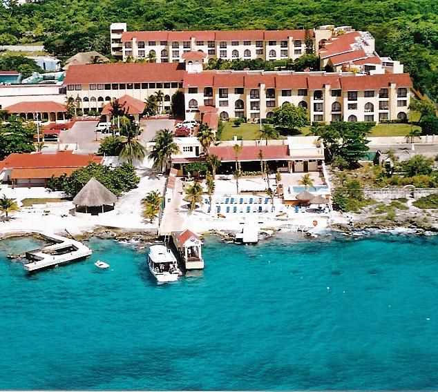 Scuba diving vacation with seaventures in atlanta ga - Cozumel dive packages ...