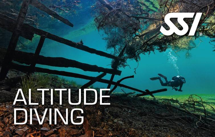 SSI altitude diving